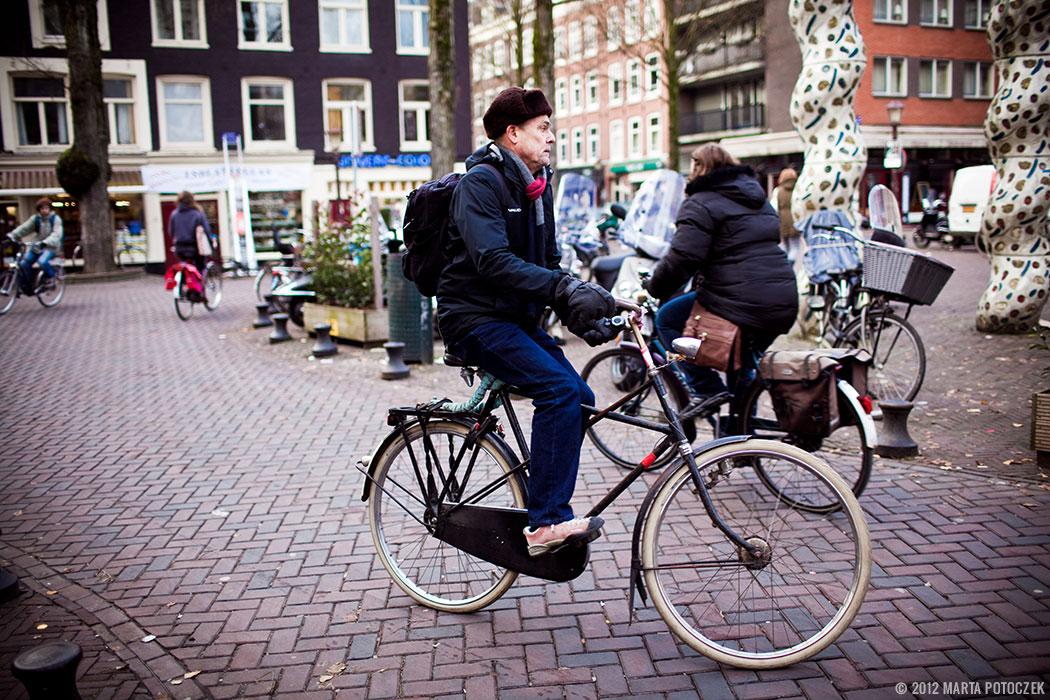 Amsterdam - Biker