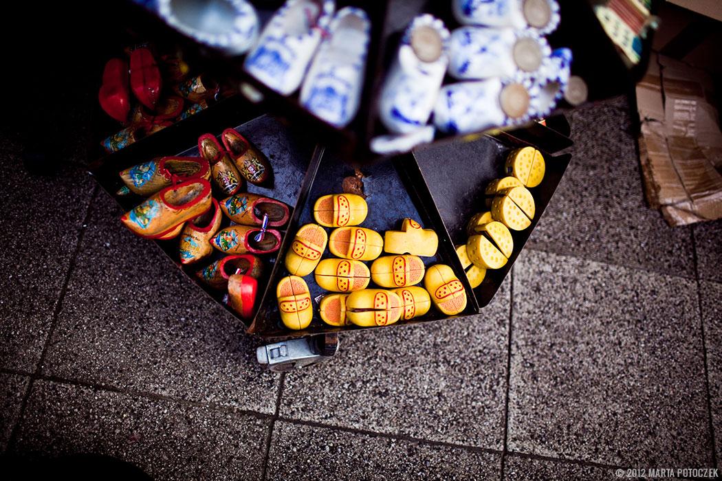 Amsterdam - Clogs