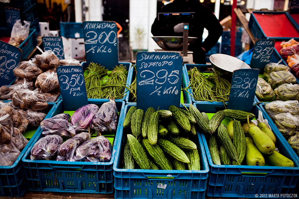 Amsterdam - Food Market