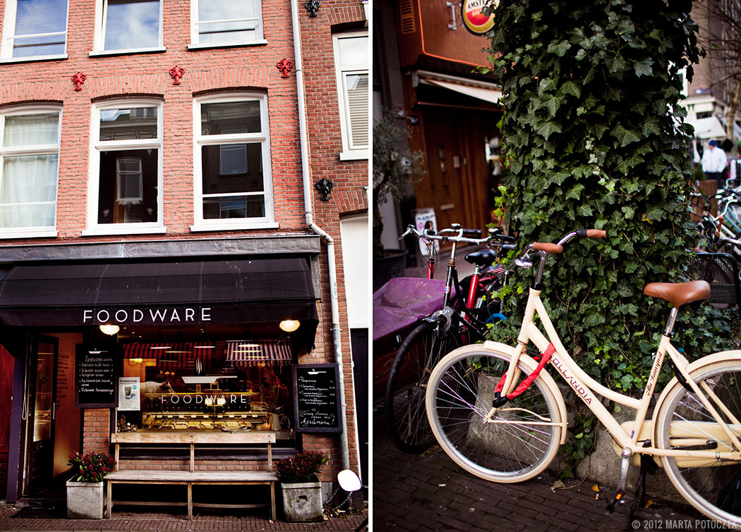 Amsterdam - Market