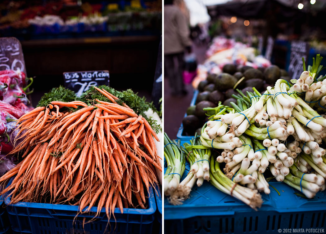 Amsterdam - Vegetables at the Market