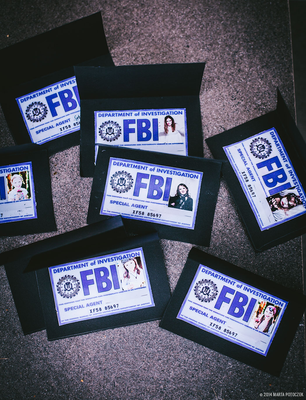 party fbi ids