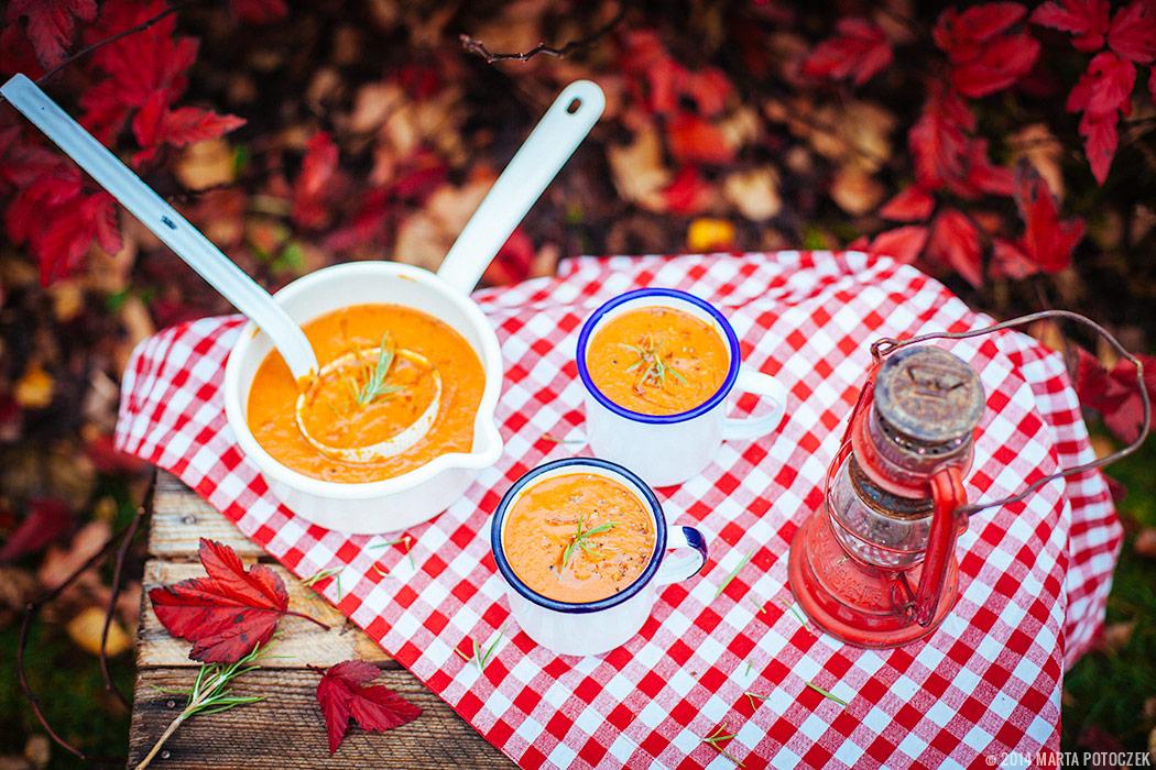 przepis na zupę pomidorową