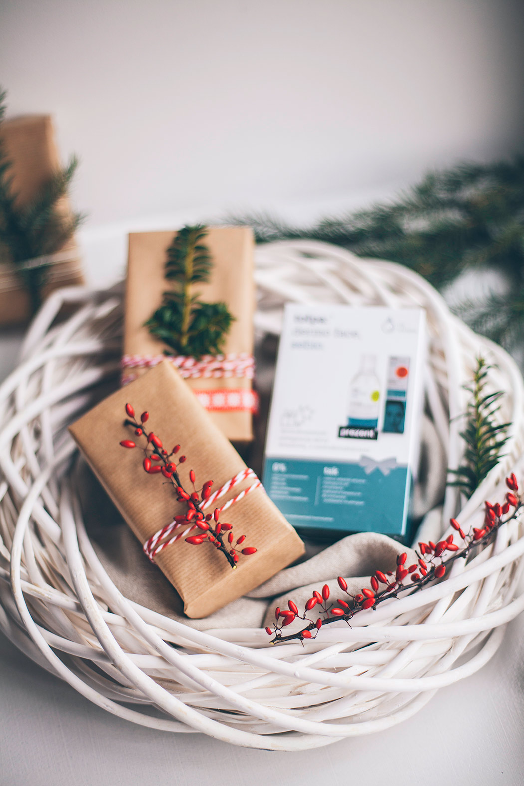 jak spakować prezenty