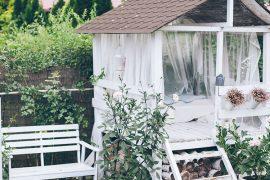 domek do ogródka